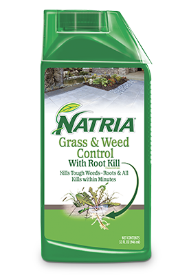 Natria weed killer review. NATRIA rootkill concentrate