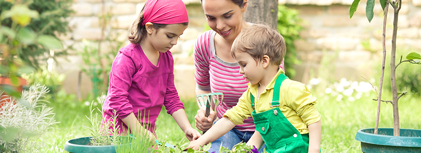 Bring_In_the_Whole_Family–Promote_Children's_Gardening