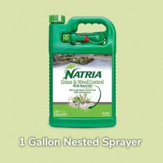 Natria Grass & Weed With Root Kills 1Gal RTS